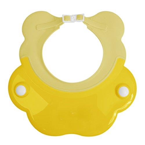Shampooing de silicone pour enfants (couleur : Vitality Yellow)