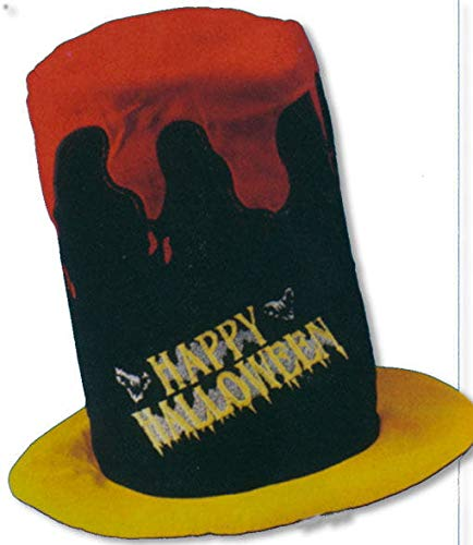 Horror-Shop Chapeau Happy Halloween