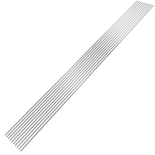 Persdico Varillas de soldadura de aluminio que se funden fácilmente a baja temperatura Barras de soldadura Varilla de alambre con núcleo Soldadura de aluminio sin necesidad de polvo de soldadura