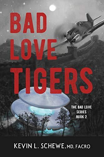 Bad Love Tigers: The Bad Love Series Book 2