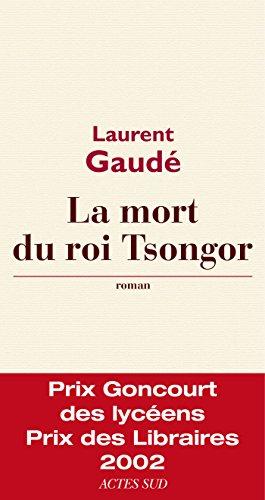 La mort du roi Tsongor (Domaine français)