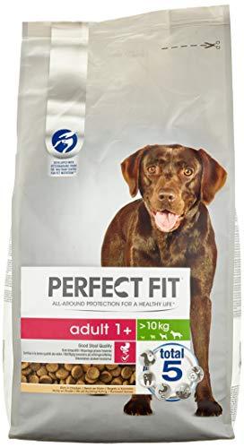 Perfecte pasvorm volwassenen voor middelgrote en grote honden hondenvoer droogvoer met kip, 6000 g