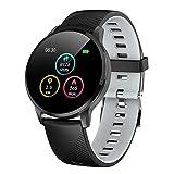 Padgene Smartwatch Impermeable Pantalla Color Pulsera Actividad...