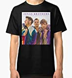 Jonas Happiness Begins Brothers Tour 2019 2020 Duasatu Unisex T-Shirt Front 6 Tee Shirt