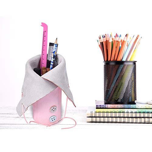 コップカバー 可愛いカバー 携帯便利 カップ スリーブ カップホルダー 筆箱 筆入れ 大容量 おしゃれ かわいい 立つ 女の子 小学生 中学生 文具ケース 筆箱 筆入れ ソーラー 小物収納可能 学生用 子供 プレゼント ピンク