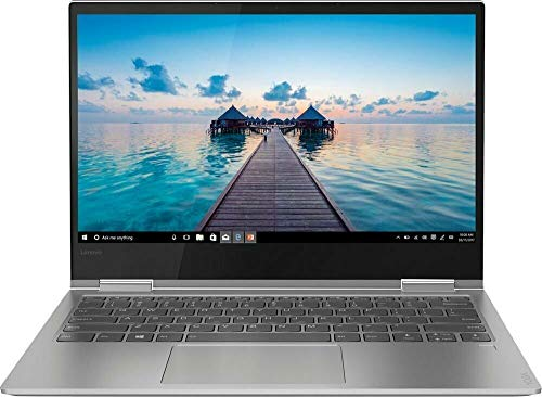 Lenovo Yoga 730 2-in-1 13.3' FHD Touchscreen Laptop, Intel Core i5 1.6GHz, 8GB DDR4, 256GB PCIe SSD, Webcam, Bluetooth, Fingerprint Reader, Thunderbolt, Backlit Keyboard, Windows 10