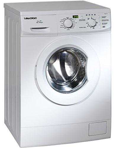 San Giorgio SES610D, lavatrice 6 kg a Libera installazione A++