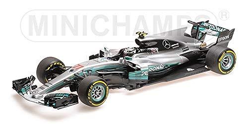 MINICHAMPS - Mercedes Gp W08 - Chine Gp 2017 - 1/18