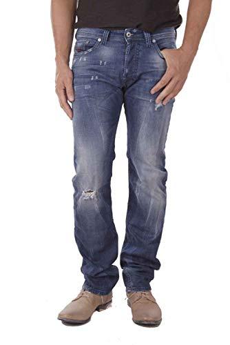 Diesel Herren Safado-R RM48X Jeans (29W / 32L, Blau)