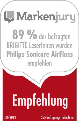 Philips Sonicare HX8111/02 Air Floss zur Zahnzwischenraum Reinigung - 22