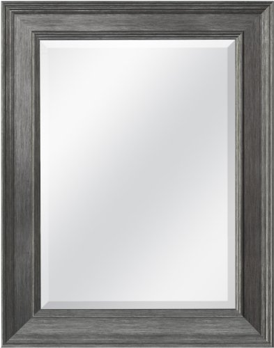 MCS Wall Mirror, Pewter