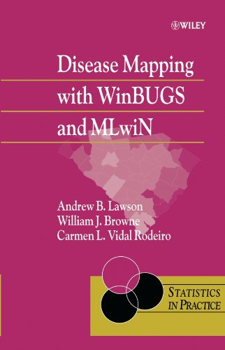 Disease Mapping with WinBUGS and MLwiN (Statistics in Practice Book 11) (English Edition)
