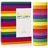 HappyNaps® Servilletas de Tela #LGBT Pride, servilletas de Tela 100% algodón,...