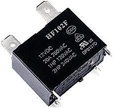 Quickbuying 1 Pcs New Hongfa Miniature High Power Relay JQX-102F 12VDC