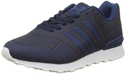 adidas Herren 10K Casual Sneaker, Blau (Collegiate Navy/Rose Crystal White/Mystery Blue), 43 1/3 EU