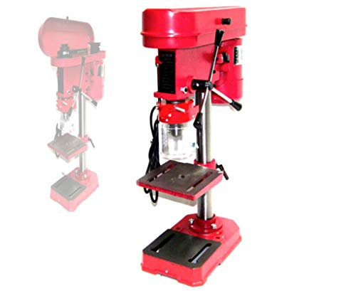 Best Review Of Mini Bench Drill Press Top Bench Drill Press 1/2 Mоtоr 5 Speed 1/2 Chuck New
