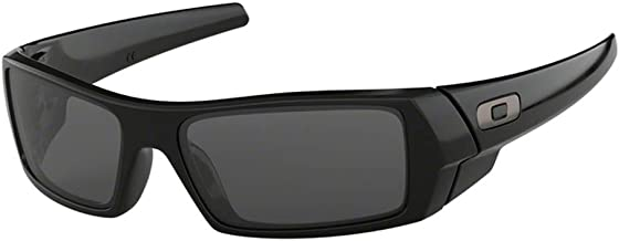 Oakley Gascan OO9014 Sunglasses For Men+BUNDLE with Oakley Accessory Leash Kit