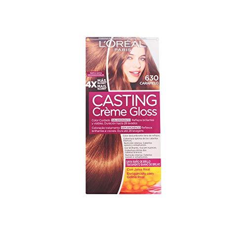 L'Oréal Paris Tinta Casting Creme Gloss #630-Caramelo - 50 ml