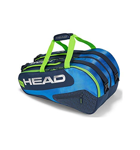 Head Elite Padel Paletero de Tenis, Blanco, S: Amazon.es: Deportes ...