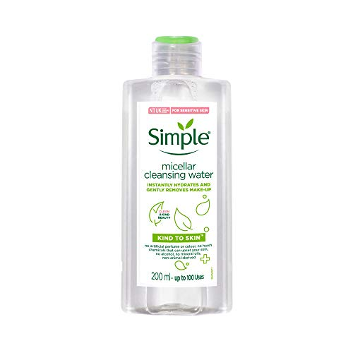 Simple Kind To Skin Cleansing Micellar Water