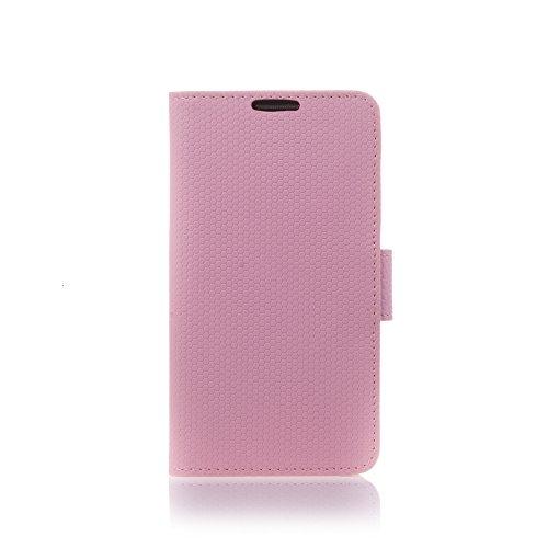Silica DMK280 - Funda Libro para Samsung Galaxy s4 con Tarjetero, Color Rosa
