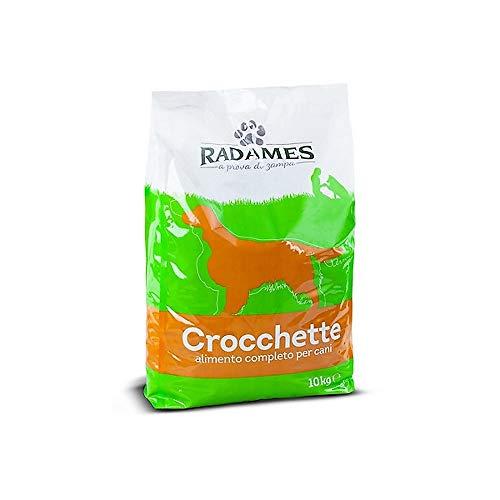 RADAMES 5 Sacchi Crocchette 10Kg (Totale 50Kg) - Alimento Completo per Cani Adulti (A Prova di...