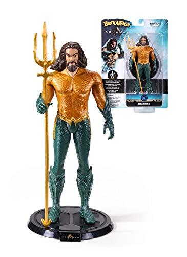DC Comics Aquaman Movie BendyFig
