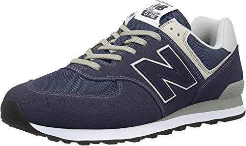 New Balance 574v2-core Trainers, Zapatillas para Hombre, Azul (Navy), 40.5 EU