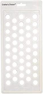 round silicone lip tube filling tray