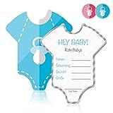 Babyparty Baby Shower Einladungskarten 8 Stück