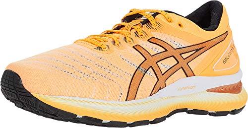 ASICS Men's Gel-Nimbus 22 Running Shoes, 7M, Orange POP/Black