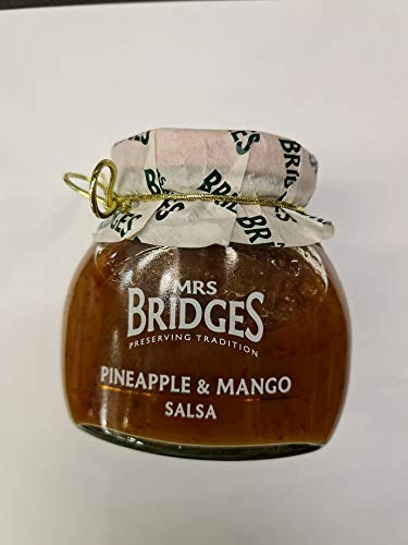 Pineapple and Mango Salsa 200g treat yourself or gift to someone special. Suitable for Vegan, Vegetarian and Gluten diets