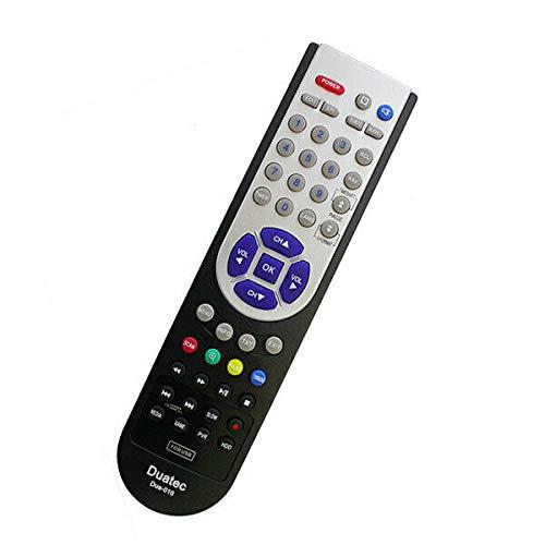 Fernbedienung Telestar TD1100S / TD2000S / TD2300 HD+ Ersatzfernbedienung Remote Control - afstandsbediening, télécommande, Kumanda, Plug & Play