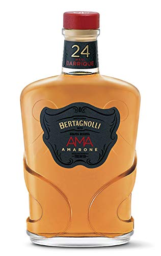 Grappa Ama Gran Riserva Amarone Cl 70 Bertagnoli Bertagnolli