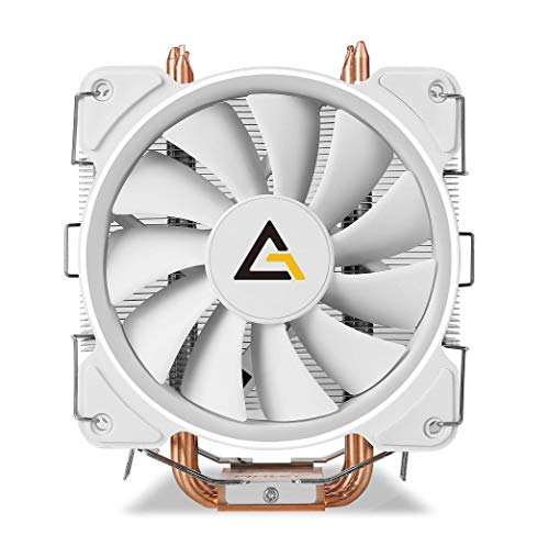 Antec CPU Cooler, C400 Glacial 120mm Pure White...