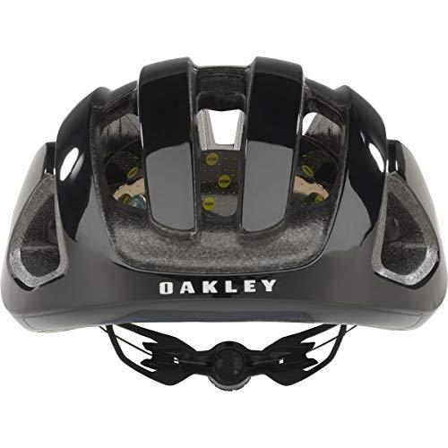 Oakley ARO3 - Casco de Bicicleta - Negro Contorno de la Cabeza M 2018
