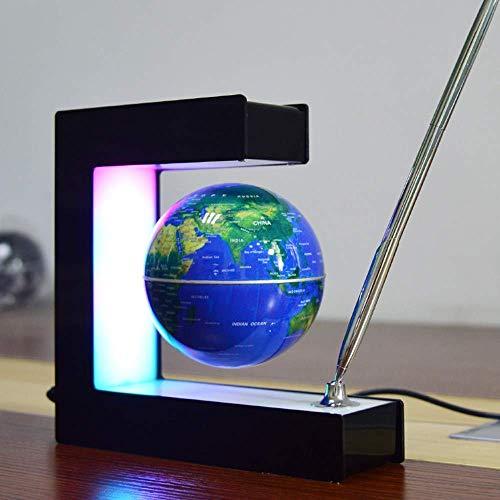 Globe flottant à lévitation magnétique, globe à lévitation magnétique 3