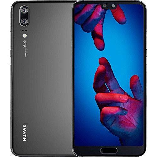 Huawei P20 Pro Smartphone da 128 GB Marchio Tim, Nero [Italia]