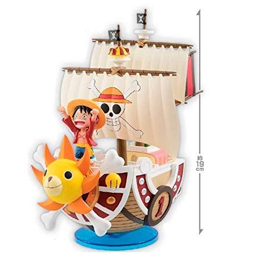 Banpresto 81318P One Piece Mega World Collectable Figure Especial T, Multicolor