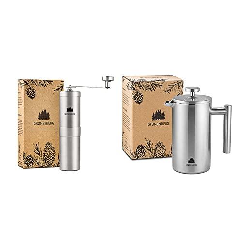Groenenberg Spar-Pack 5 | Kaffeemühle...