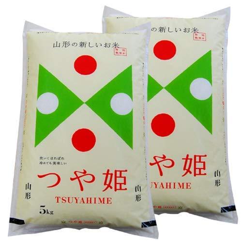 山形県産「つや姫」10kg【精米】【うまいず極上米】令和元年度産