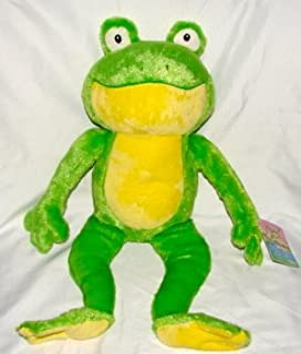Down by the Cool of the Pool Kohls Frog Plush
