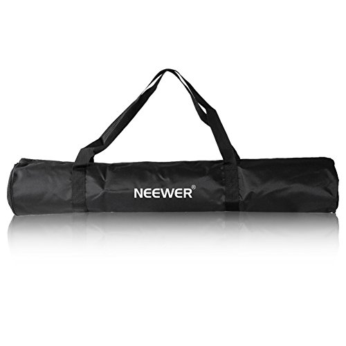 Neewer 36x7x4 inches/91x18x10 centimeters Heavy Duty Photographic Tripod Carrying Case with Strap for Light Stands, Boom Stand, Tripod
