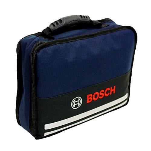 Bosch Werkzeugtasche blau Softbag für Akkuschrauber 30x22x8cm