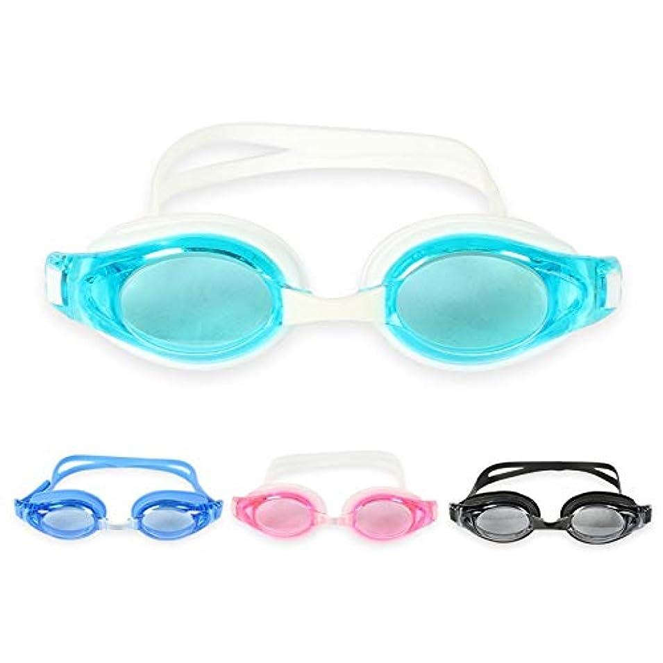 ディレイステートメント工業化するGUANG-HOME ファッション大人のダイビングHD防水と防曇水泳機器の男性と女性のダイビングミラー (Color : Light blue)