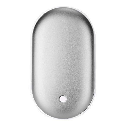 Calefactor Cerámico Portátil Lindo USB recargable LED elé