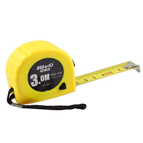 New Lon0167 Strumento di In primo piano misura efficacia affidabile per architetto nastro giallo a righello 3 metri 9,8Ft(id:d70 f9 fb 803)