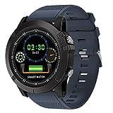 Smart Watch, Las Últimas SW002 Men's and Women's Impermeable...