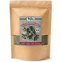 Biojoy Hojas y flores de espino orgánico, cortadas - Crataegus monogyna (250 gr)