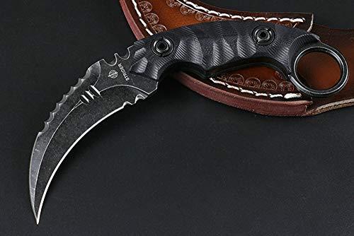 FARDEER Knife X45S hochwertiges Outdoor-Jagdmesser